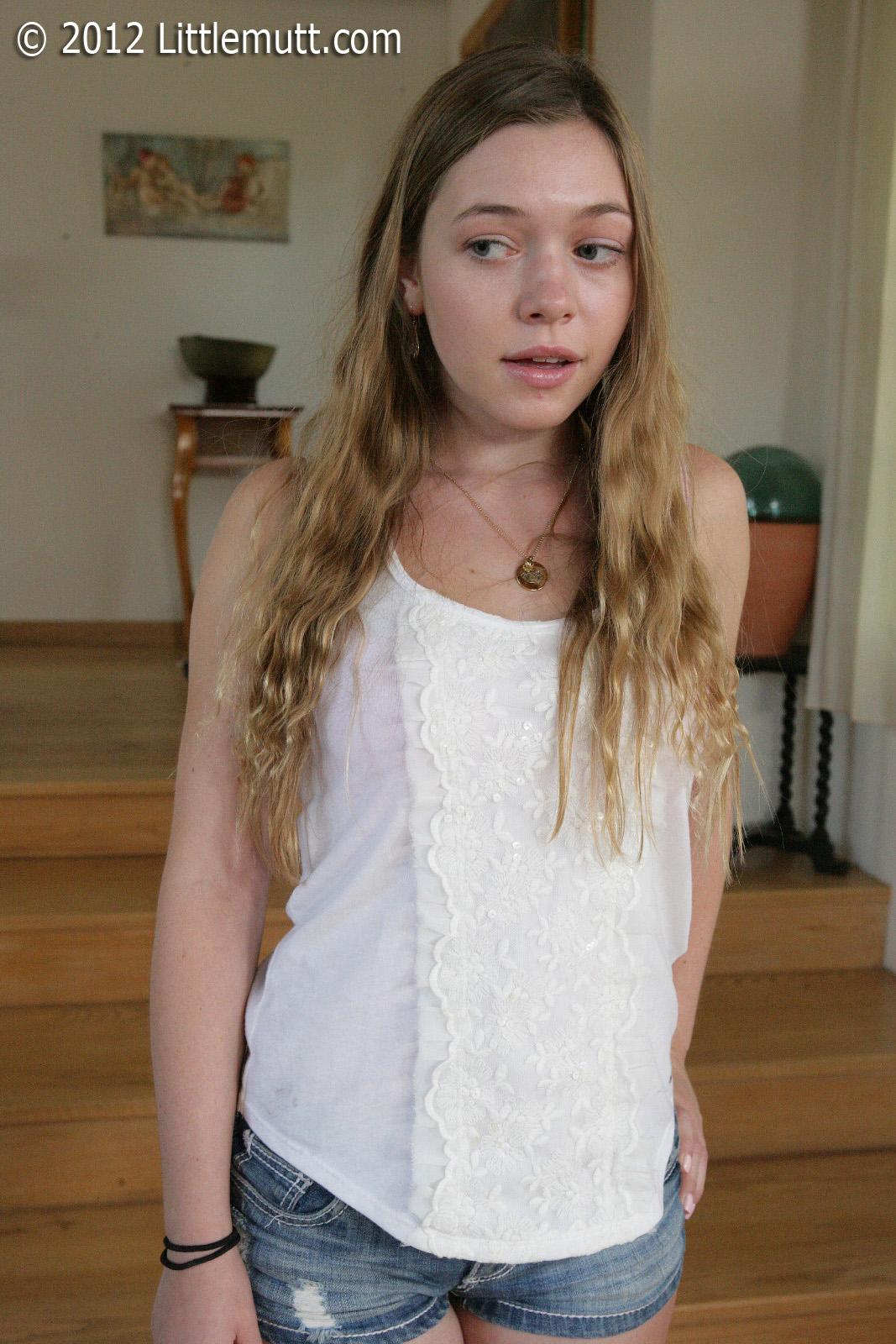 Kelli stone amp ashlyn rae in shy girl 2